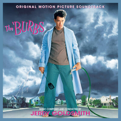 Cover art for The 'Burbs (Original Motion Picture Soundtrack) [Expanded Edition]