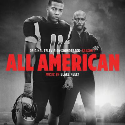Cover art for All American: Season 1 (Original Television Soundtrack)