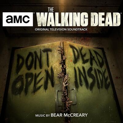Cover art for The Walking Dead (Original Television Soundtrack)