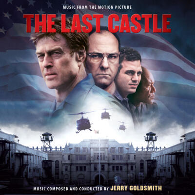 Cover art for The Last Castle (Music From The Motion Picture)