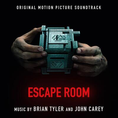 Cover art for Escape Room (Original Motion Picture Soundtrack) (Red Hot (Transparent Red) Coloured Vinyl Variant)