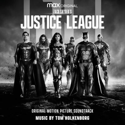 Cover art for Zack Snyder's Justice League (Original Motion Picture Soundtrack)