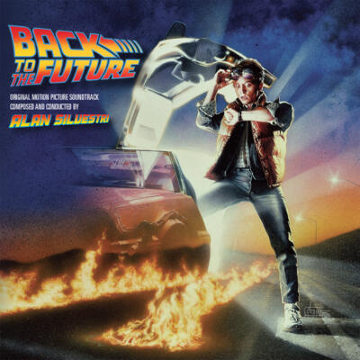 Cover art for Back to the Future (Original Motion Picture Soundtrack)
