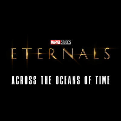 """Cover art for Across the Oceans of Time (From """"Eternals"""")"""