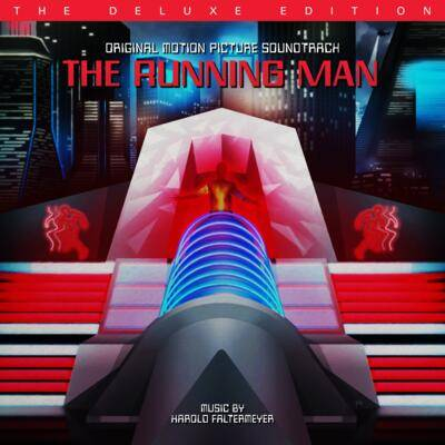 Cover art for The Running Man: The Deluxe Edition (Original Motion Picture Soundtrack)