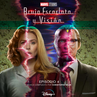 Cover art for Bruja Escarlata y Visión: Episodio 4 (Banda Sonora Original)