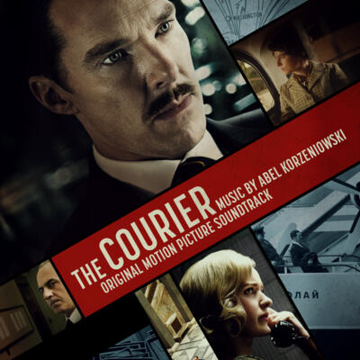 Cover art for The Courier (Original Motion Picture Soundtrack)