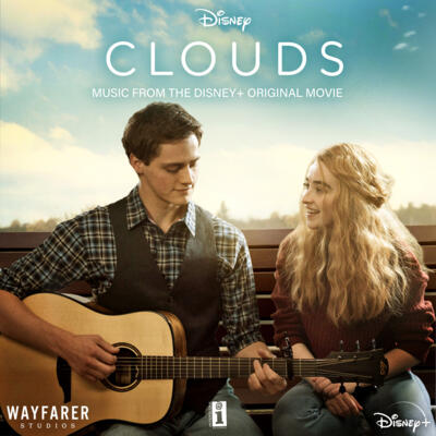 Cover art for CLOUDS (Music from the Disney+ Original Movie)
