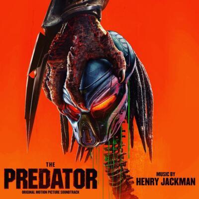 Cover art for The Predator EP (Original Motion Picture Soundtrack)