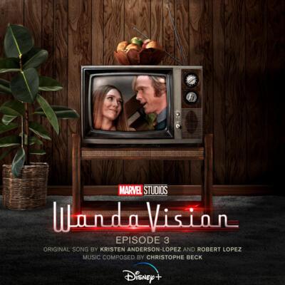 Cover art for WandaVision: Episode 3 (Original Soundtrack)