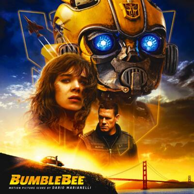 Cover art for Bumblebee (Motion Picture Score)