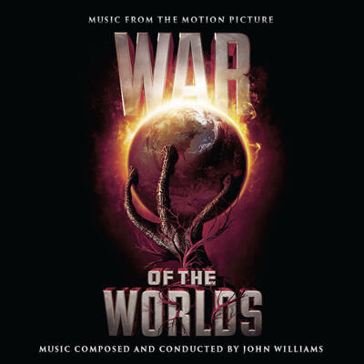 Cover art for War of the Worlds (Music From The Motion Picture)