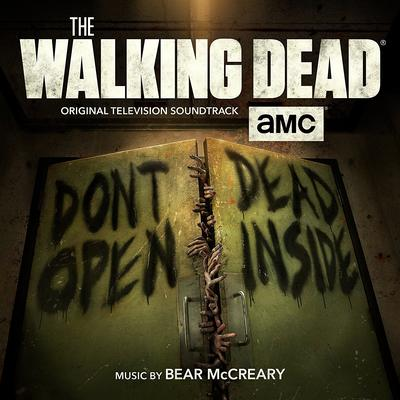 Cover art for The Walking Dead (Original Television Soundtrack) (Green Wax Vinyl Variant)