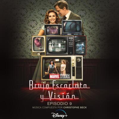 Cover art for Bruja Escarlata y Visión: Episodio 9 (Banda Sonora Original)