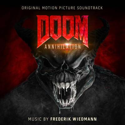 Cover art for Doom: Annihilation (Original Motion Picture Soundtrack)