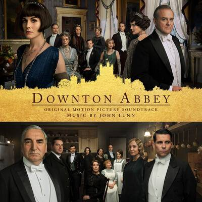 Cover art for Downton Abbey (Original Motion Picture Soundtrack)