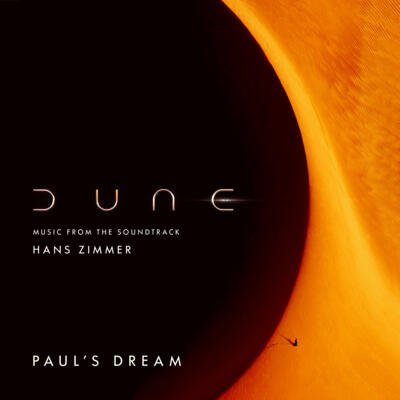 Cover art for Paul's Dream (Dune: Music from the Soundtrack)