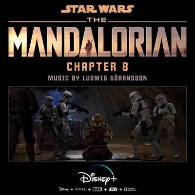 Cover art for The Mandalorian: Chapter 8 (Original Score)