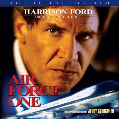Cover art for Air Force One: The Deluxe Edition (Original Motion Picture Soundtrack)