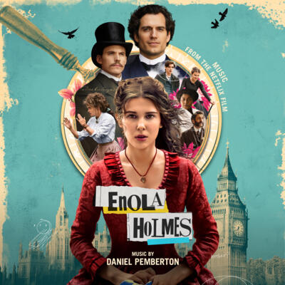 Cover art for Enola Holmes (Music from the Netflix Film)