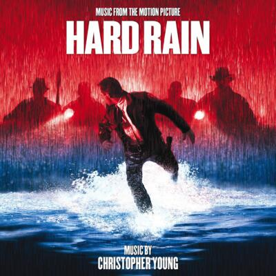 Cover art for Hard Rain (Music From The Motion Picture)