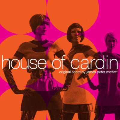 Cover art for House of Cardin (Original Motion Picture Soundtrack)