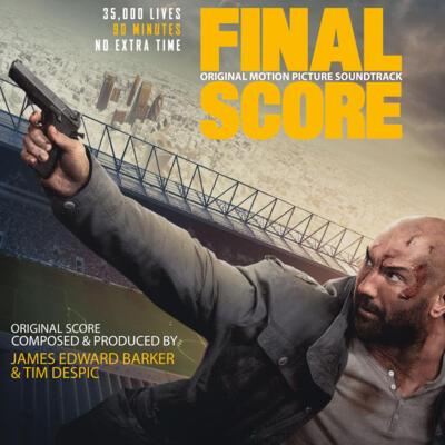 Cover art for Final Score (Original Motion Picture Soundtrack)