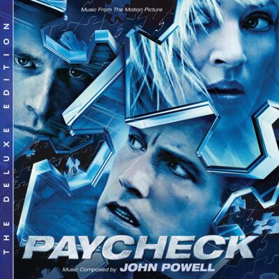 Cover art for Paycheck: The Deluxe Edition (Music From The Motion Picture)