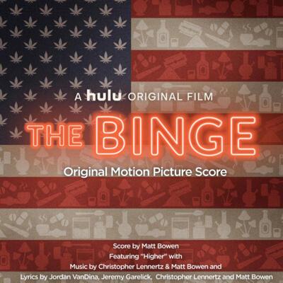 Cover art for The Binge (Original Motion Picture Score)