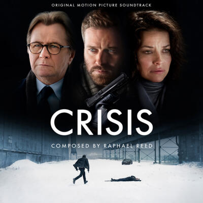 Cover art for Crisis (Original Motion Picture Soundtrack)