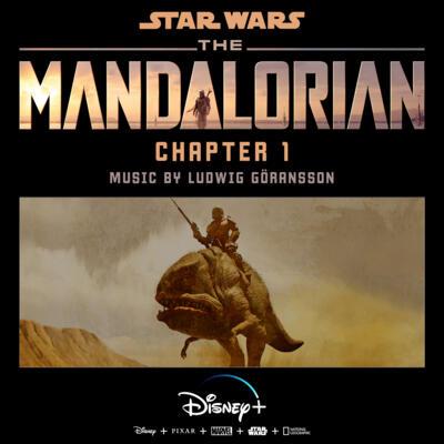 Cover art for The Mandalorian: Chapter 1 (Original Score)