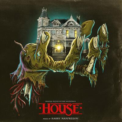 Cover art for House (Original Motion Picture Soundtrack) (Big Ben Vinyl Variant)