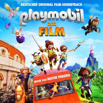 Cover art for Playmobil: Der Film (Deutscher Original Film-Soundtrack)