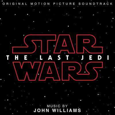 Cover art for Star Wars: The Last Jedi (Original Motion Picture Soundtrack)