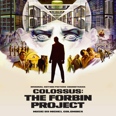 Cover art for Colossus: The Forbin Project (Original Motion Picture Soundtrack)