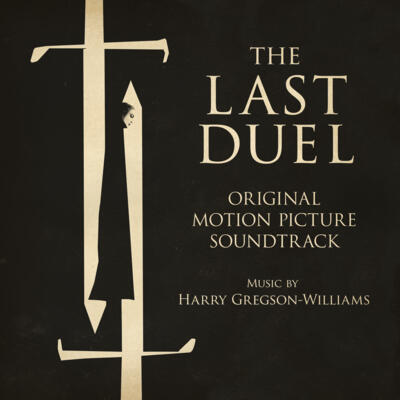 Cover art for The Last Duel (Original Motion Picture Soundtrack)
