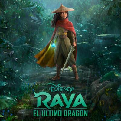 Cover art for Raya y el Último Dragón (Banda Sonora Original en Español)