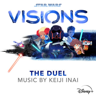 Cover art for Star Wars: Visions - The Duel (Original Soundtrack)