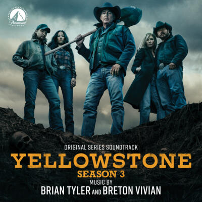 Cover art for Yellowstone Season 3 (Original Series Soundtrack)