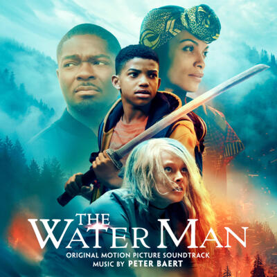 Cover art for The Water Man (Original Motion Picture Soundtrack)