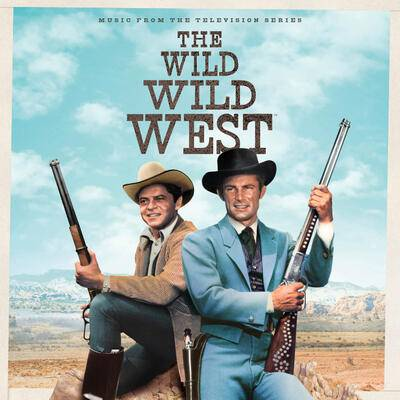 Cover art for The Wild Wild West (Music From The Television Series)