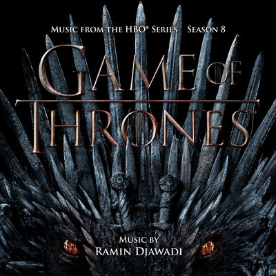 Cover art for Game of Thrones: Season 8 (Music From The HBO Series)