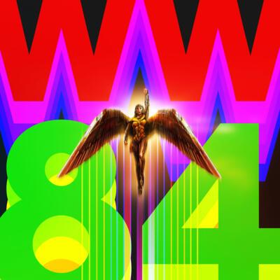 Cover art for Wonder Woman 1984 (Original Motion Picture Soundtrack)