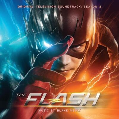 Cover art for The Flash: Season 3 (Original Television Soundtrack)