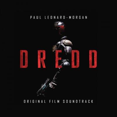Cover art for Dredd (Original Film Soundtrack) (Red Vinyl Variant)