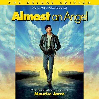 Cover art for Almost An Angel: The Deluxe Edition (Original Motion Picture Soundtrack)