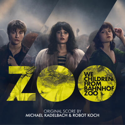 Cover art for We Children from Bahnhof Zoo (Original Score)