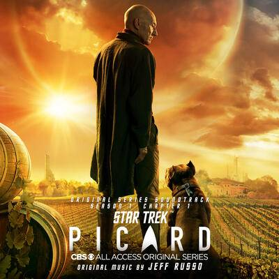 Cover art for Star Trek: Picard - Season 1, Chapter 1 (Original Series Soundtrack)