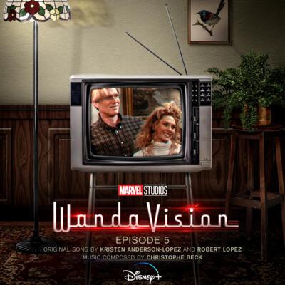 Cover art for WandaVision: Episode 5 (Original Soundtrack)