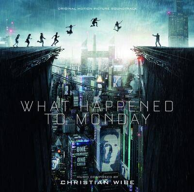 Cover art for セブン・シスターズ What Happened To Monday (Original Motion Picture Soundtrack)